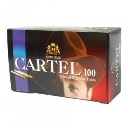 Гильзы для самокруток с фильтром Cartel 15 мм (100 шт)