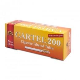 Гильзы для сигарет Cartel (25 mm filter) - 200 шт