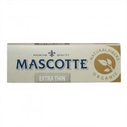 Бумага для самокруток Mascotte Extra Thin Organic