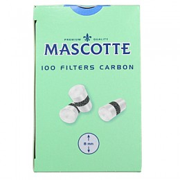 Фильтры для самокруток Mascotte Carbon
