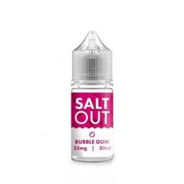 Salt Out Bubble Gum 50mg 30ml