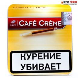 СИГАРИЛЛЫ CAFE CREME FILTER TIP ORIGINAL