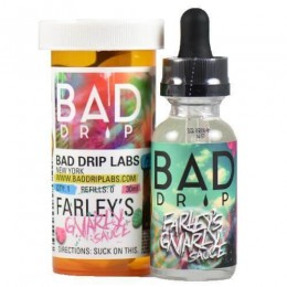 Bad Drip Salt Farley's Gnarly Sauce Salt 30ml