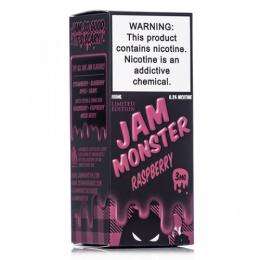 Jam Monster Raspberry 100ml