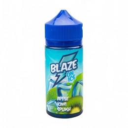 BLAZE ON ICE Apple Kiwi Splash 100 ml