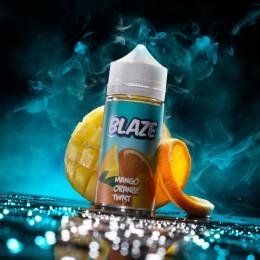 BLAZE Mango Orange Twist 100ml