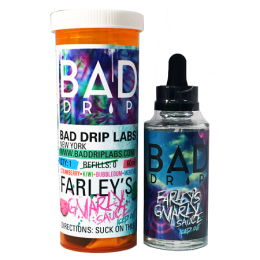 Bad Drip Farley's Gnarly Sauce Iced Out 60ml