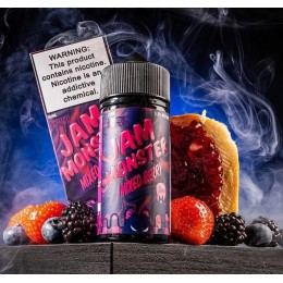 Jam Monster Mixed Berry 100 мл (3мг)