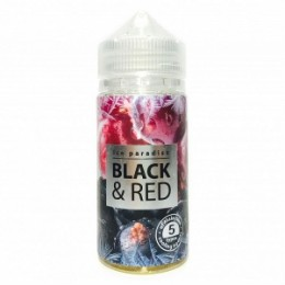 Ice Paradise Salt Black & Red 25mg 30ml