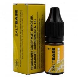 SaltBase Лимон (20мл)