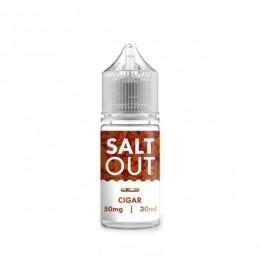 Salt Out Cigar 25mg 30ml