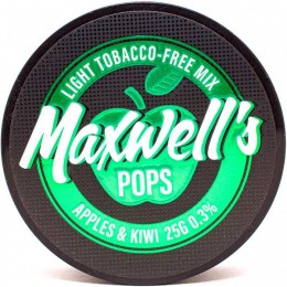 MAXWELLS - Pops 25г 0.3%