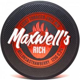 MAXWELLS - Rich 125г 0.3%