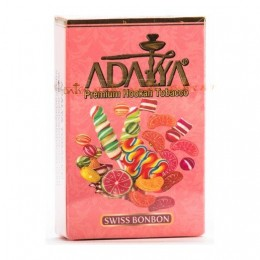 Adalya - Swiss Bonbon (Швейцарские леденцы) 50гр