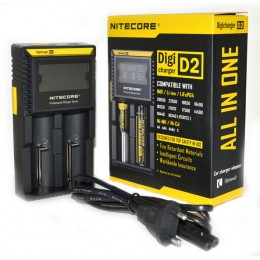 Зарядное устройство Nitecore Digi D2