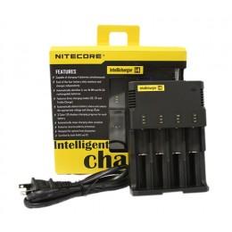 Зарядное устройство Nitecore Intelli i4