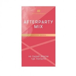 Шпаковский - Afterparty mix (Энергетик-Малина) 40 гр