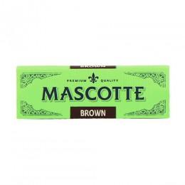 Бумага для сигарет Mascotte Brown Regular
