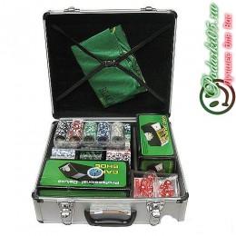 Покерный набор AKN фишек 600