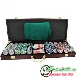 Покерный набор DKN  №1 фишек 500