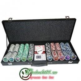 Покерный набор KK4N  №1 фишек 500