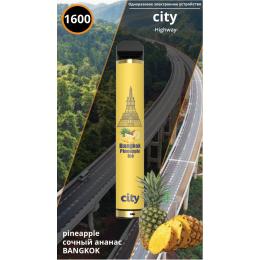 City Бангкок - Ананас 2%