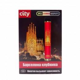 City Барселона - Клубника 2%