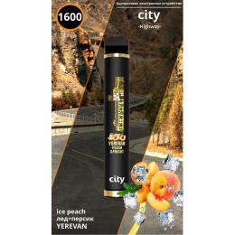 City Ереван - Ледяной Персик 2%