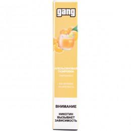 Gang Апельсиновая Газировка 2%