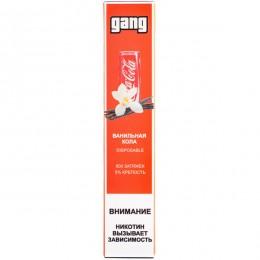 Gang Ванильная кола 2%