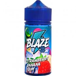 BLAZE ON ICE Blaze Strawberry Banana Gum 100ml
